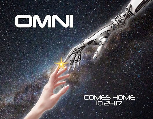 OMNI Magazine Back in Print This Fall
