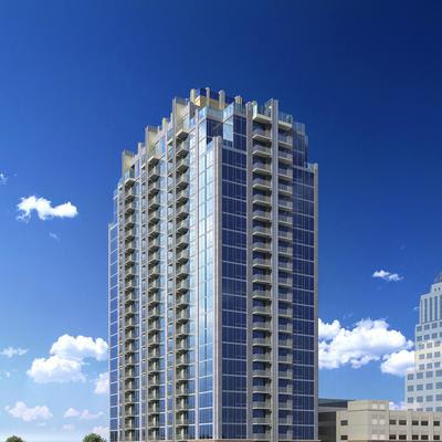 Construction to begin soon on 24-story SkyHouse apartment building - Charlotte Business Journal