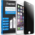 INSTEN Tempered Glass LCD Screen Protector Film for Apple iPhone 6/ 6s