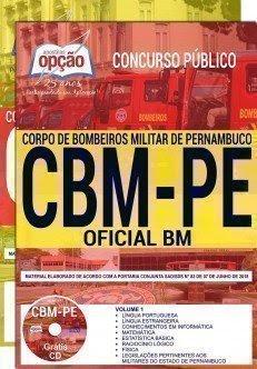 Apostila CBM-PE OFICIAL BM - Bombeiros Militar-PE