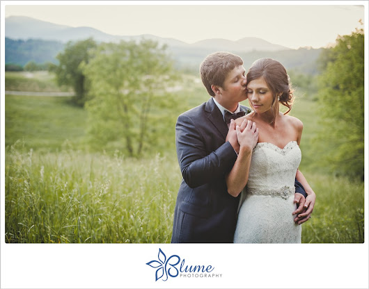 Savannah & Andrew's miraculous wedding at Brasstown Valley Resort and Spa