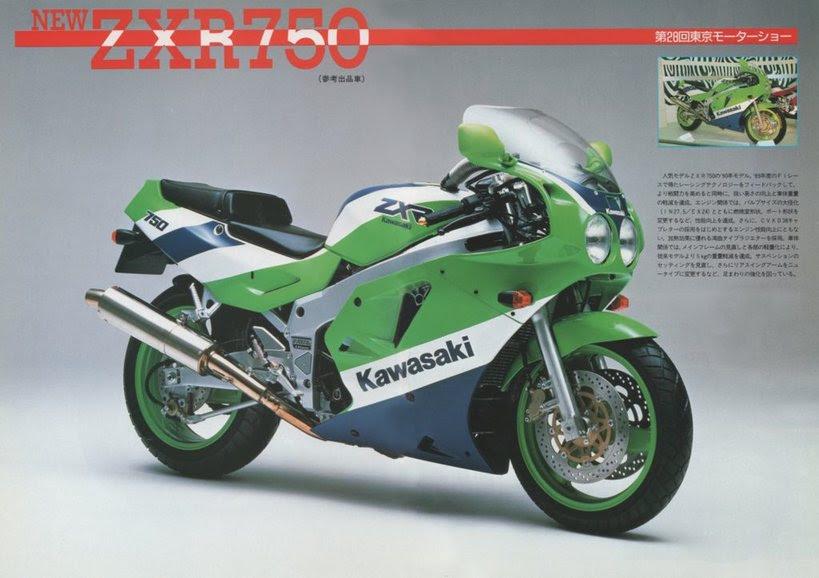 Netbikes Kawasaki Zxr H1 Motorcycle Auctions Motorcycle