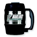 Non Metal Florida Marlins 52Oz Macho Travel Mug (Length=5) (Width=5) Gc3291