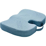 As Seen On TV Miracle Bamboo Cushion, Grey