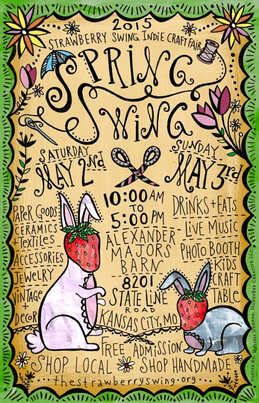 Our Next Show - The Strawberry Swing - Spring Edition