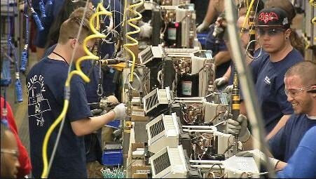 GE Appliances to remove hotel AC unit line from Louisville Appliance Park