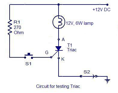 circuit-for-testing-scr