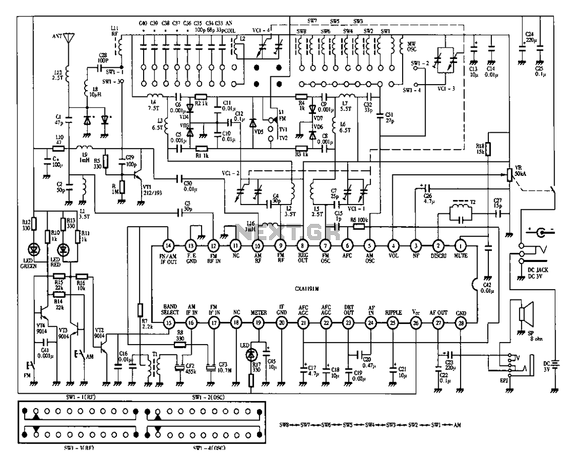 Philips Crt Tv Circuit Diagram Pdf
