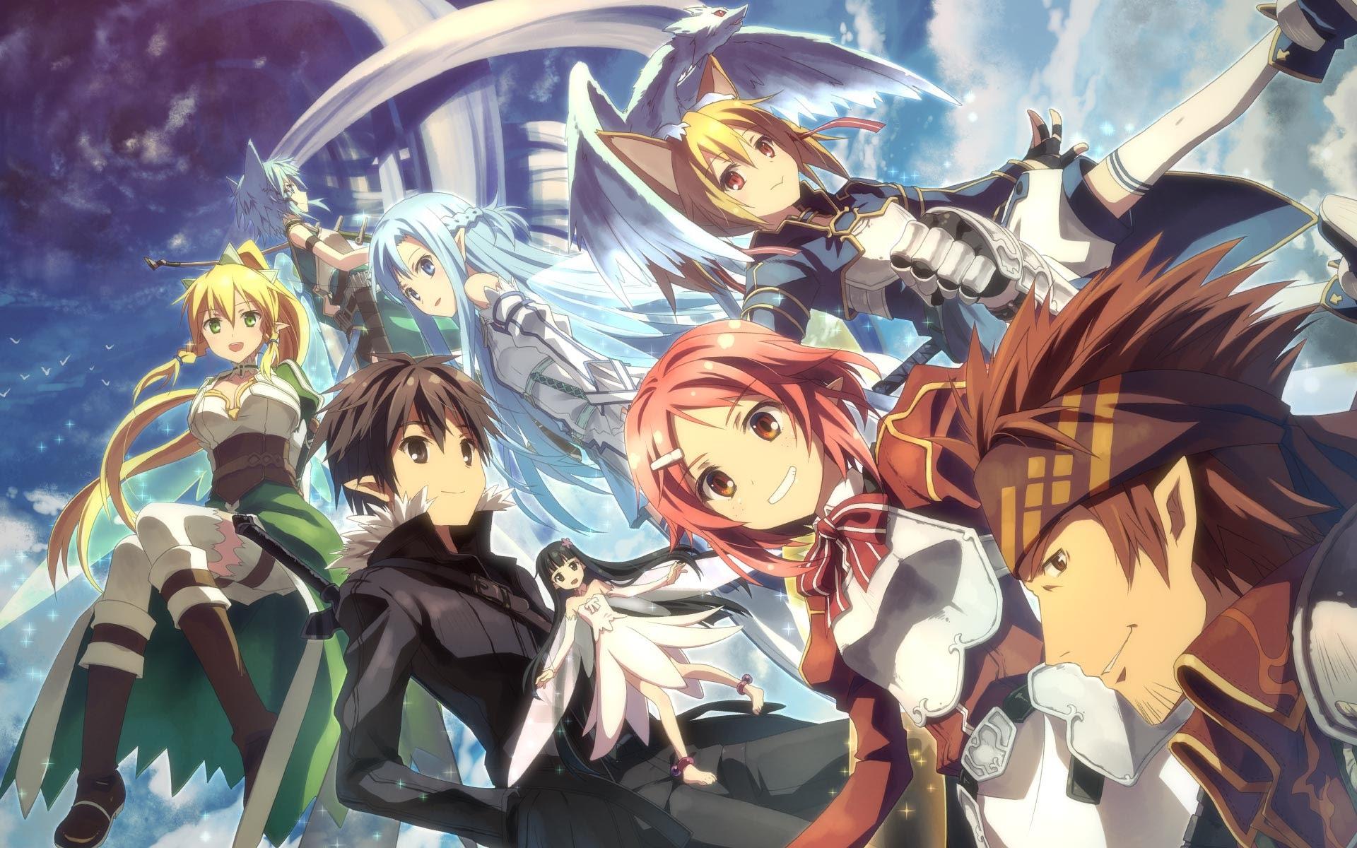 Sword Art Online ソードアート オンライン 壁紙 37732671