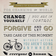 Gandhi's top 10 fundamentals for changing the...