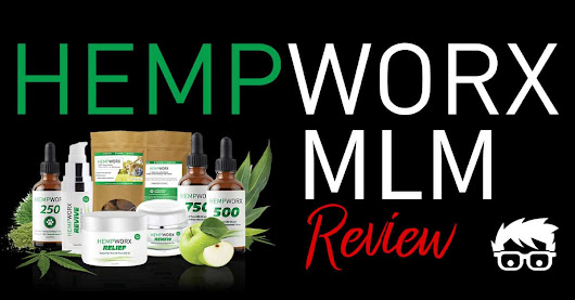 HempWorx MLM Review - Can You Make Money Selling Weed?