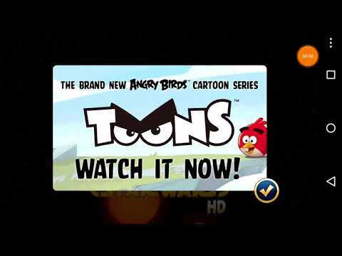 Farhan Tutorials: Angry Birds - Star Wars - Level 1 - Android Game