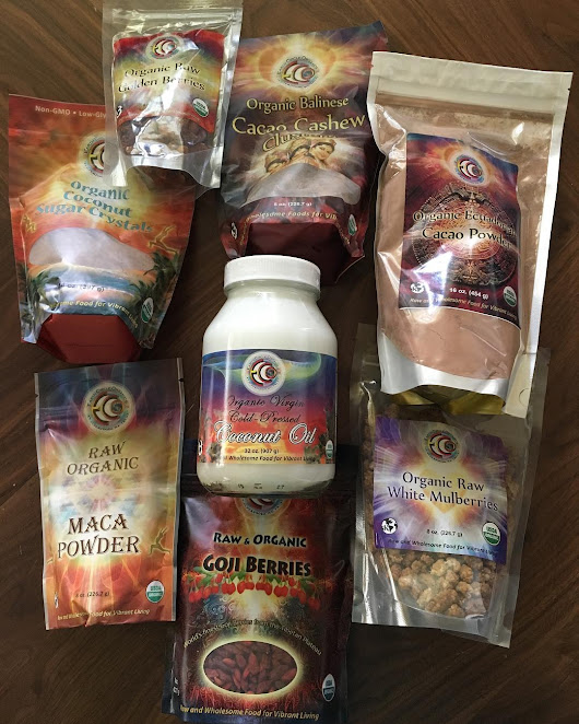 Earth Circle Organics Superfood Product Review