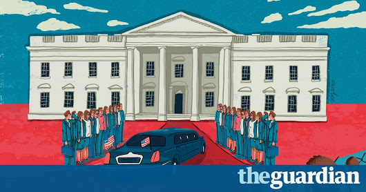 Donald Trump is moving to the White House, and liberals put him there | Thomas Frank | Opinion | The Guardian