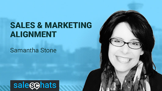 #SalesChats: Sales and Marketing Alignment - SalesPOP!