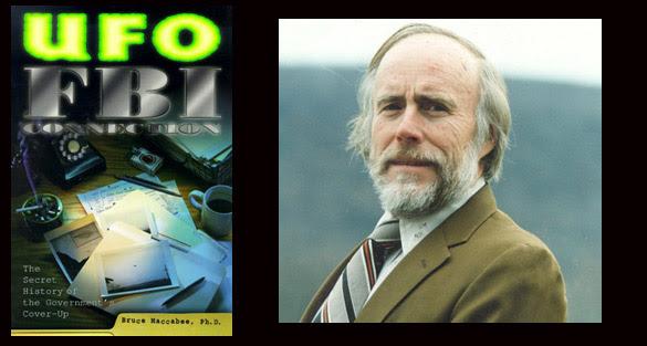 Dr. Bruce Maccabee – The FBI UFO Connection – April 8, 2013