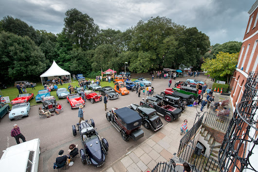 Explore The 2017 Revival Exeter and Devon Motor Event