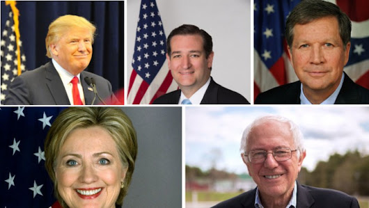 The Parties are Rigging the presidential Primary Eleection «  Dvorak News Blog
