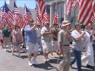 Thomasville Parade