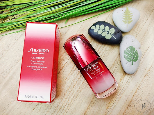 Review & Ostergewinnspiel - Shiseido Ultimune Power Infusing Concentrate ·