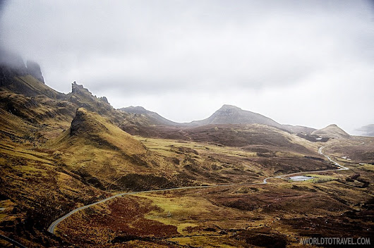 Photo Essay: Scottish Highlands Tour - A World to Travel