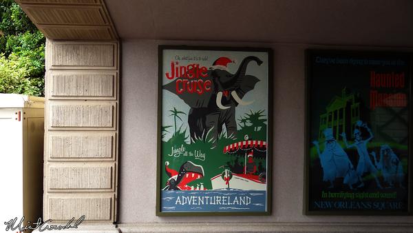 Disneyland Resort, Disneyland, Main Street U.S.A., Christmas, Christmas Time, Jingle Cruise, Jungle Cruise