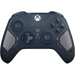 Microsoft Wireless Controller for Xbox One and PC - Patrol Tech Blue Limited Edition