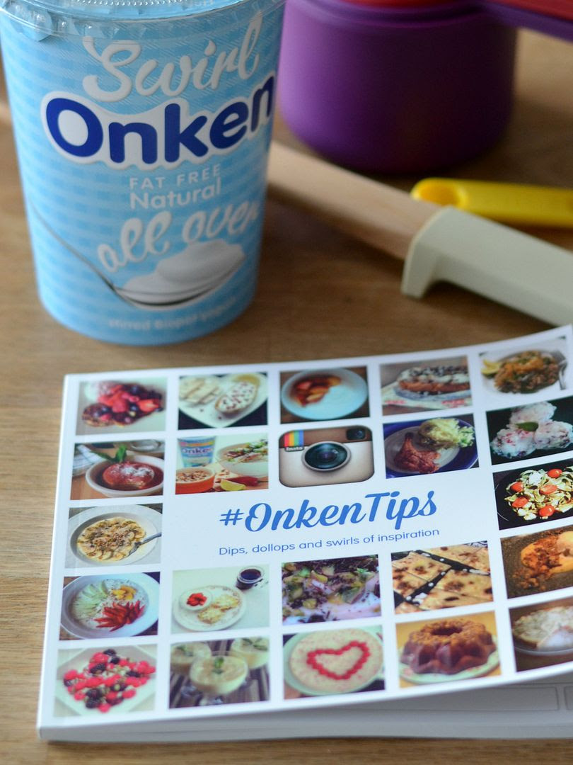 #OnkenTips Instagram Cookbook