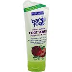 Bare Foot Bare Foot Foot Scrub, Peppermint + Plum - 5.3 fl oz