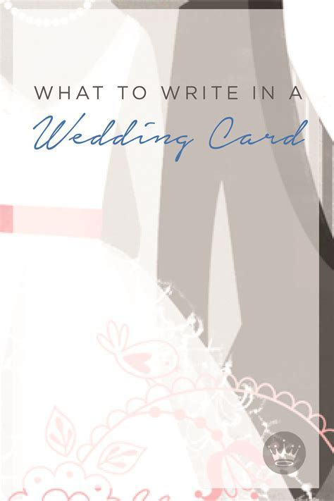 Wedding wishes: what to write in a wedding card   Weddings