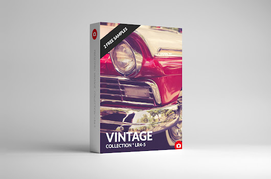 Two Free Vintage Presets for Lightroom 4-6 & CC