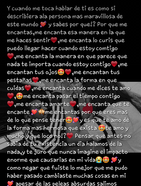 Carta Larga De Buenos Dias A Mi Novio Top Quotes J