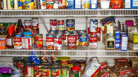 ideal pantry  guide  stocking  organizing