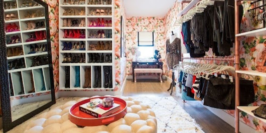 10 Fool-Proof Tricks for Creating Your Dream Closet