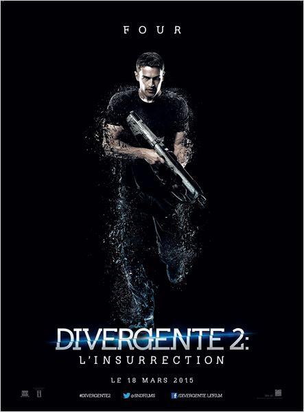 Divergente 2 : l'insurrection : Affiche