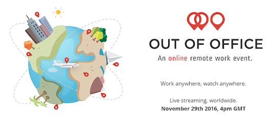 Out of Office - the remote work conference - Crowdcast