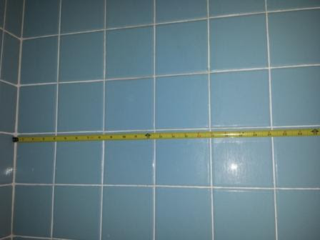 Why is cracked bath tile a problem?