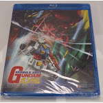 MOBILE SUIT GUNDAM PART 1 COLLECTION BLU-RAY NEW SEALED
