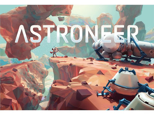REVIEW: ASTRONEER