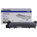 Brother TN660 High-Yield Black Toner - Prints up to 2600 Pages