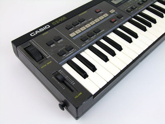 Casio CZ101 Review - A Down Scaled Classic - Music Skanner