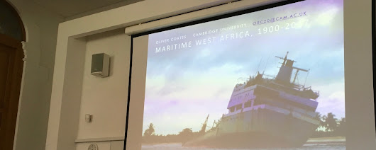 'State of Maritime History Research' Conference Report
