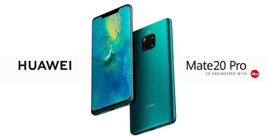 Huawei Mate 20 & Mate 20 Pro released Canada | Android News & All the Bytes - Mobile, Gadgets & Tech Reviews
