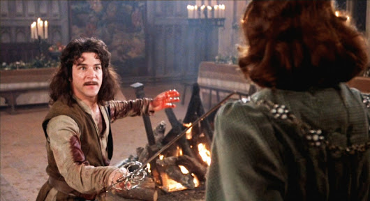 Inigo Montoya's Triumphant Speech
