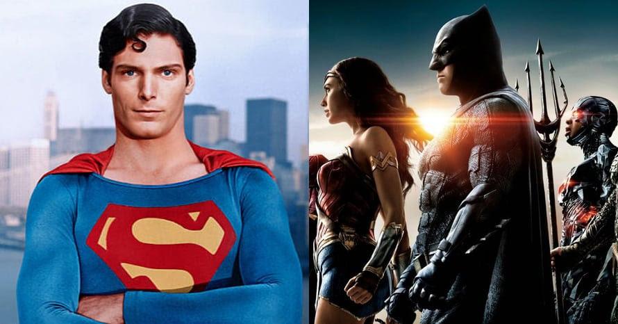 Superman Justice League Zack Snyder