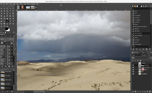 GIMP 2.10 Officially Released as the Biggest Release Ever, Here's What's New