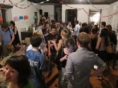 Kickstarter 1 Year Anniversary Party
