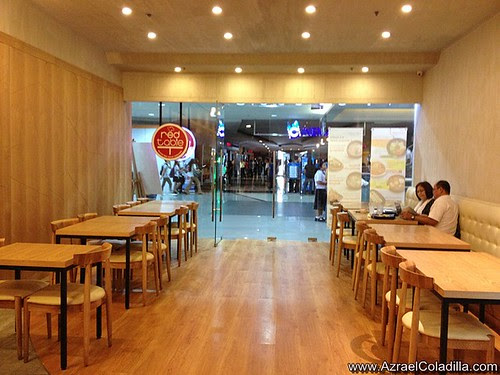 Red table korean fast casual restaurant in sm city manila for Table 85 korean