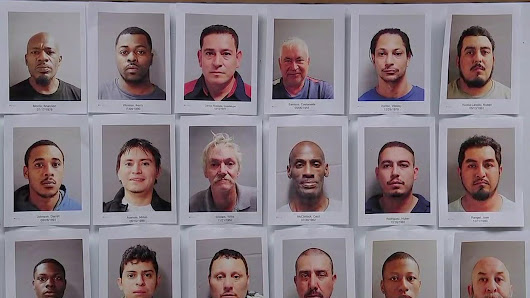 249 arrested during 10-day prostitution sting in Harris County |