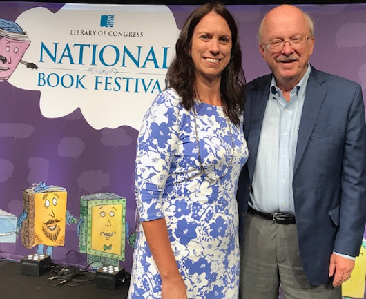 Library of Congress Book Festival 2017 - Ronald C. White